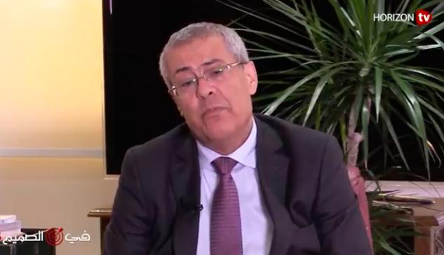 صورة الوزير بنعبد القادر يؤكد نهاية التعاقد ويشرح خطة الاصلاح الإداري