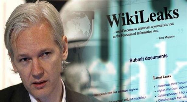 """صورة الشرطة البريطانية تعتقل مؤسس """"ويكيليكس"""""""