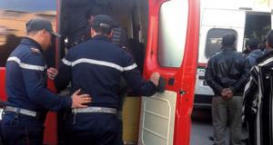 مصير الشخص الذي فر من رجال الأمن بعد إصابته شرطيا في الرأس!