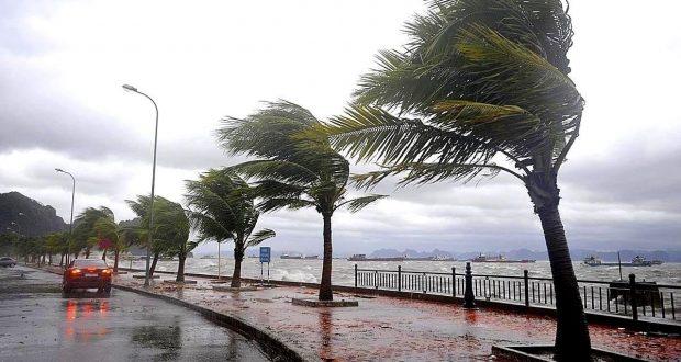 أمطار قوية و عاصفية بهذه المناطق