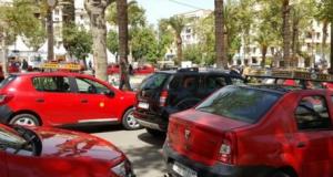 سيارات الأجرة بالبيضاء