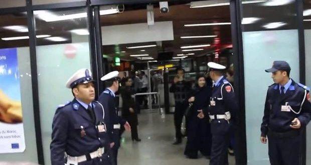 مطار محمد الخامس.. توقيف سنغالي يشكل موضوع أمر دولي بإلقاء القبض