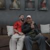 بالصورة..أخيرا فرانش مونتانا في أحضان والده