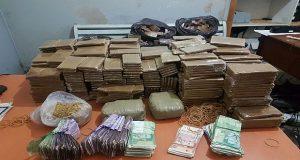 الراشيدية.. توقيف شخصين وحجز نصف طن من مخدر الشيرا بحوزتهما