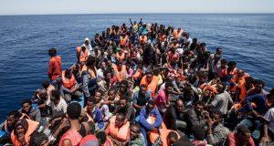 الناظور: اجهاض عملية للهجرة السرية من بينها 25 مهاجرا افريقيا