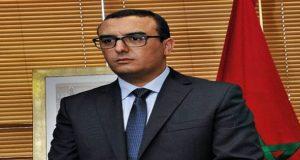 عاجل : وزير الشغل محمد أمكراز يتعرض لحادثة سير