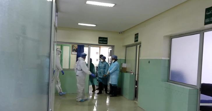 المصحات الخاصة تعلن عن وضع 500 سرير رهن الدولة لاستقبال مرضى كورونا