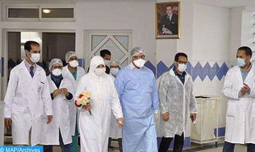 تسجيل 75 حالة شفاء جديدة بالمغرب ترفع العدد الإجمالي إلى 3475 حالة