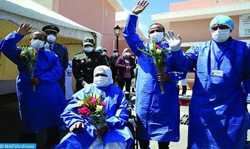 صورة تسجيل 196 حالة شفاء جديدة بالمغرب ترفع العدد الإجمالي إلى 4573 حالة
