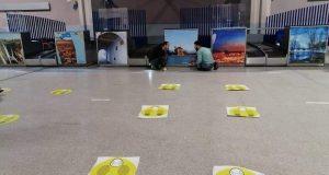 استعدادات وقائية مشددة على قدم وساق بمطار محمد الخامس بالبيضاء