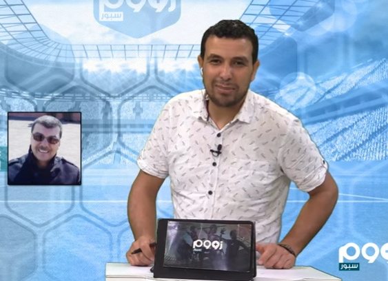 """صورة حقيقة """"الأوديو"""" المسرب للإطار الوطني عبد القادر يومير"""