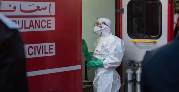 صورة فيروس كورونا : تسجيل 62 حالة مؤكدة جديدة
