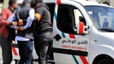 صورة يحمل أصفادا ومسدسا بلاستيكيا.. اعتقال شرطي مزيف بالمحمدية