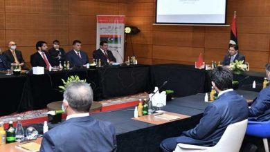 صورة بطنجة…انطلاق جولة جديدة بين الحوار الليبي بين المجلس الأعلى للدولة ومجلس النواب