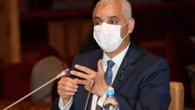 """صورة برلماني يجرُّ وزير الصحة إلى المساءلة بسبب """"تزوير تحاليل كورونا"""""""
