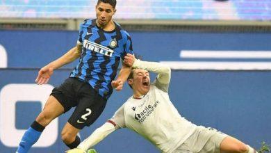 """صورة مؤشر """"sportlito"""" يصنف حكيمي أفضل ظهير أيمن في العالم -صورة"""