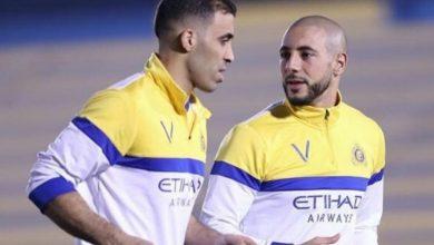 صورة بعد توالي النتائج السلبية.. النصر يتجه للاستغناء عن نجمه المغربي