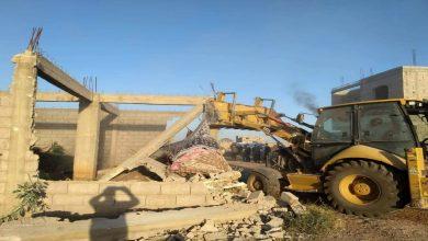صورة بني ملال.. سلطات فم العنصر تهدم 270 بناية عشوائية