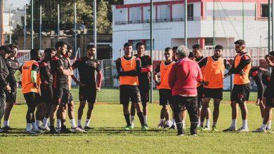 صورة بعد تغيير موعد مباراة نصف النهائي.. البنزرتي يتخذ قراره بشأن مباراة المغرب التطواني