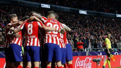 """صورة """"الفيفا"""" يرفع عقوبة الإيقاف عن مدافع أتليتكو مدريد مؤقتا"""