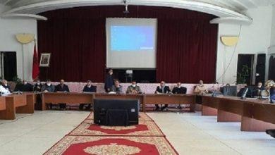 صورة المجلس الجماعي لسلا يصادق على تحيين القرار الجبائي