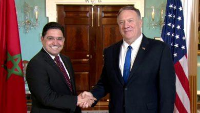 صورة الولايات المتحدة تفتتح مقرا مؤقتا لقنصليتها بقلب الصحراء المغربية في هذا التاريخ