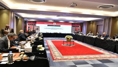 صورة انطلاق جولة جديدة من الحوار الليبي الليبي بمدينة بوزنيقة