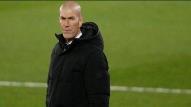 صورة زيدان يقرر الرحيل عن ريال مدريد