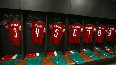 صورة مفاجأة في تشكيلة المنتخب المحلي أمام زامبيا