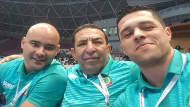 """صورة """"نمتلك فريقا شابا وعلى الجماهير المغربي الصبر على المجموعة"""""""