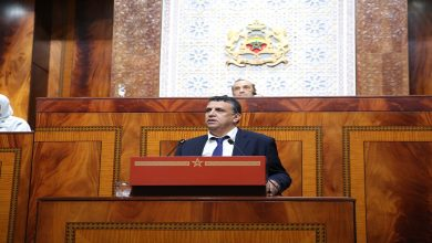 """صورة أعضاء المهمة الاستطلاعية حول العالقين بــ""""سوريا والعراق"""" يواصلون لقاءاتهم بمسؤولين مغاربة"""