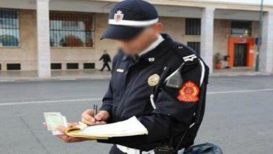 """صورة """"براجات"""" وإجراءات صارمة للحد من تنقل المواطنين بهذه المدينة"""