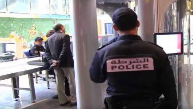 """صورة شبهة تزوير تحاليل """"كورونا"""" تطيح بـ5 أشخاص بمطار أكادير"""