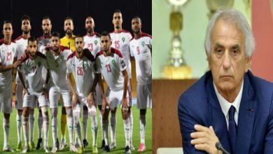 صورة تمهيدا لتحديد الأسماء المختارة.. خليلوزيتش يُخاطب لاعبي المنتخب المغربي المحلي