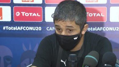 صورة عبوب ينتقد تحكيم مباراة المغرب وتونس ويحمله مسؤولية الإقصاء