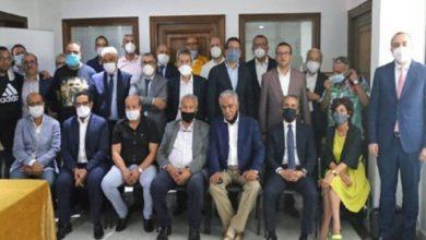"""صورة مدراء النشر وأرباب المقاولات الإعلامية يدينون إساءة قناة """"الشروق"""" الجزائرية للملك محمد السادس"""