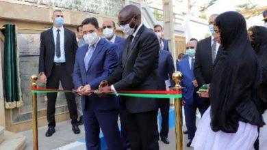 صورة نفي رسمي لخبر إغلاق قنصلية زامبيا بالعيون -وثيقة