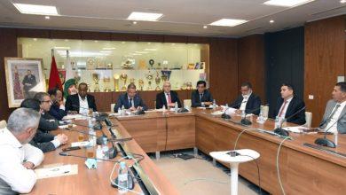 صورة جامعة الكرة تعلن عن انعقاد اجتماع مهم للمكتب المديري