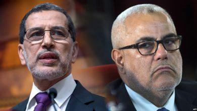 صورة رد العثماني على استقالة بنكيران من الحزب