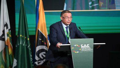 """صورة فوزي لقجع مستمر في إدارة الشؤون المالية للـ""""كاف"""""""
