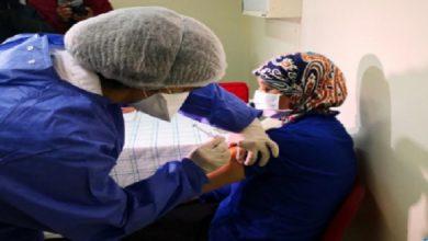 """صورة ارتفاع حصيلة المواطنين الملقحين ضد فيروس """"كورونا"""" بالمغرب"""