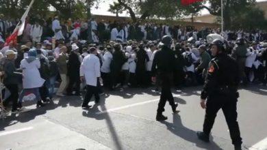 صورة نقابة تعليمية تطالب بإطلاق سراح الأساتذة المعتقلين