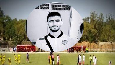 """صورة عصبة """"الهواة"""" تعاقب نجم الشباب لعدم استكماله المباراة التي توفي فيها الساقي"""