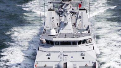 صورة البحرية الملكية تقدم المساعدة ل165 مرشحا للهجرة غير الشرعية