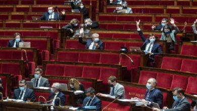 """صورة البرلمان الفرنسي يقر قانون """"الأمن الشامل"""" المثير للجدل"""