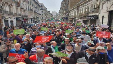 صورة الجزائر .. الحراك في مواجهة النظام للجمعة ال112 .. المواجهة مستمرة