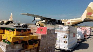 صورة الجيش اللبناني يتسلم دفعة ثانية من المساعدات الغذائية الموجهة بتعليمات ملكية سامية