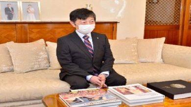 صورة السفير الياباني يشيد بدور المغرب الريادي في مجال الهجرة على مستوى القارة الإفريقية