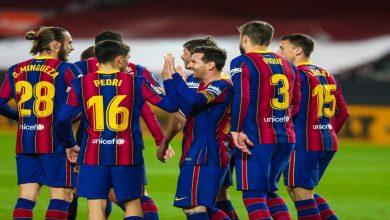 """صورة إدارة برشلونة تبلغ أحد نجوم الفريق بـ""""الرحيل"""""""
