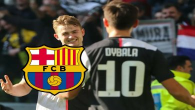 صورة برشلونة يهتم بنجم يوفنتوس وكومان يرحب بالصفقة
